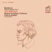 Beethoven: Piano Concerto No. 1 in C Major, Op. 15 by Arthur Rubinstein