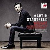Mozart: Piano Concertos Nos. 1 & 9, Pieces from London Sketchbook by Martin Stadtfeld