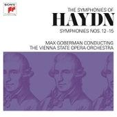 Haydn: Symphonies Nos. 12-15 by Max Goberman