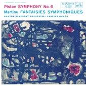 Piston: Symphony No. 6 - Martinu: Fantasies Symphoniques by Various Artists