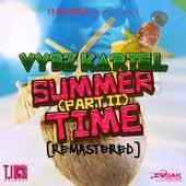 Summer Time [Part 2] (Remastered) - Single van VYBZ Kartel