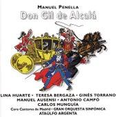 Don Gil de Alcalá by Ataulfo Argenta