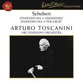 Schubert: Symphonies Nos. 8 & 9 by Arturo Toscanini