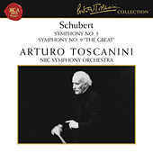 Schubert: Symphonies Nos. 5 & 9 by Arturo Toscanini