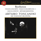 Beethoven: Violin Concerto in D Major, Op. 61 & Piano Concerto No. 3 in C Minor, Op. 37 by Various Artists