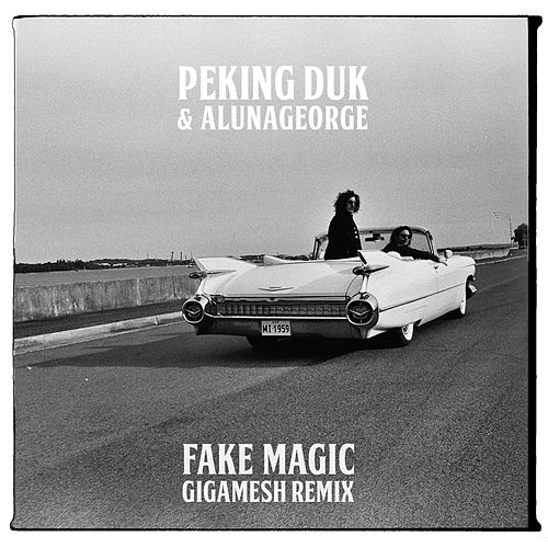Fake Magic (Gigamesh Remix) by AlunaGeorge