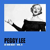 Peggy Lee at Her Best Vol. 5 de Peggy Lee