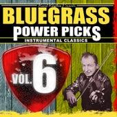 Bluegrass Power Picks, Vol.6 by Various Artists