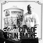 City of Gun Smoke by Mr. Clever
