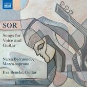 Sor: Songs for Voice & Guitar by Nerea Berraondo