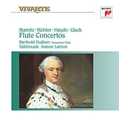 Stamitz & Richter & Haydn & Gluck: Flute Concertos by Various Artists