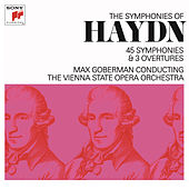 Max Goberman - The Symphonies of Haydn by Max Goberman
