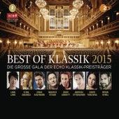 Best of Klassik 2015 (Echo Klassik) von Various Artists