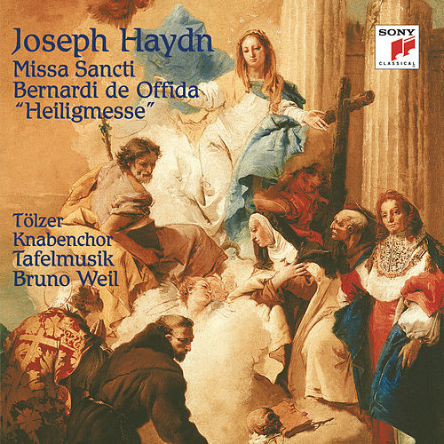 Haydn: Heiligmesse by Bruno Weil