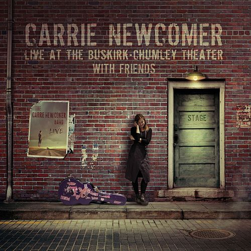 Live at the Buskirk-Chumley Theater by Carrie Newcomer
