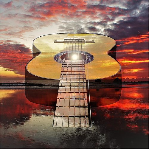 50 Flamenco Guitar Fantasies and Meditations by Andrei Krylov