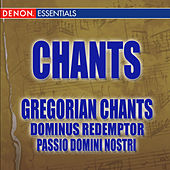 Dominus Redemptor - Passio Domini Nostri by Various Artists