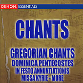 Gregorian Chants by Karel Frana Boni Puncti