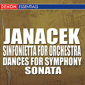 Play & Download Janacek: Dances for Symphony Orchestra by Various Artists | Napster