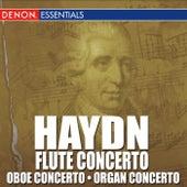 Haydn: Concertos: Flute - Oboe - Organ by Various Artists