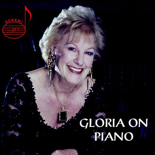 Gloria on Piano by Gloria Saarinen