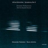 Schnittke: Symphony No. 9 / Raskatov: Nunc Dimittis by Dresdner Philharmonie