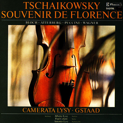 Play & Download Tschaikowsky / Bloch / Atterberg / Puccini / Wagner by Alberto Lysy | Napster