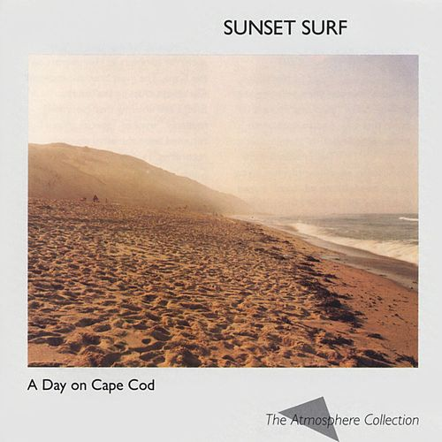 A Day On Cape Cod: Sunset Surf by The Atmosphere Collection