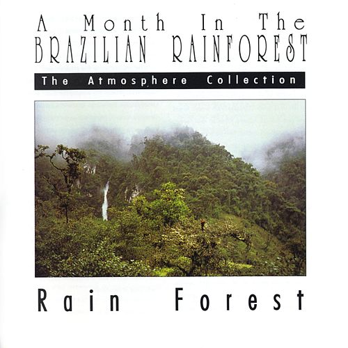 Play & Download A Month In The Brazilian Rainforest: Rain Forest by The Atmosphere Collection | Napster