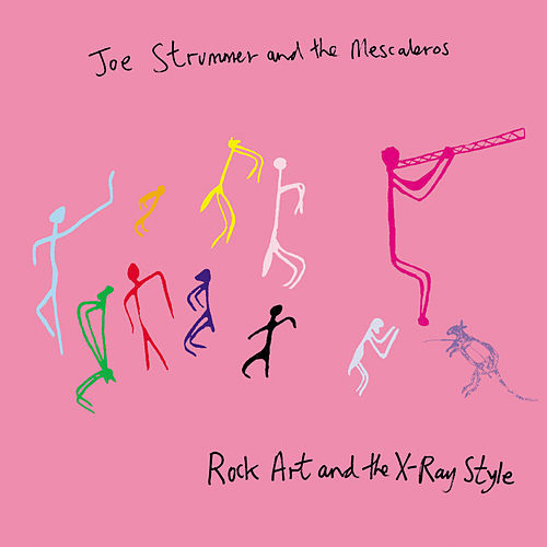 Play & Download Rock Art & The X-Ray Style by Joe Strummer | Napster