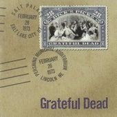 Dick's Picks, Vol. 28: Nebraska, 2/26/73 & Utah, 2/28/73 by Grateful Dead