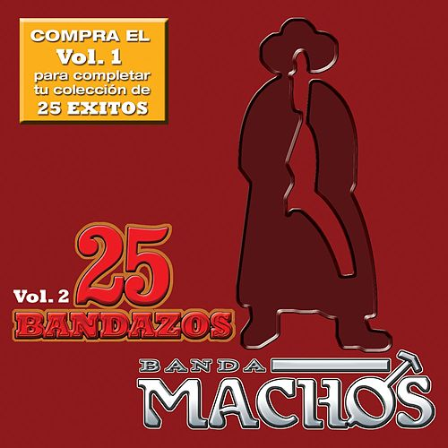 Play & Download 25 Bandazos de Machos by Banda Machos | Napster