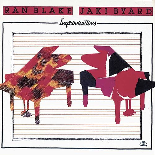 Play & Download Improvisations by Ran Blake | Napster