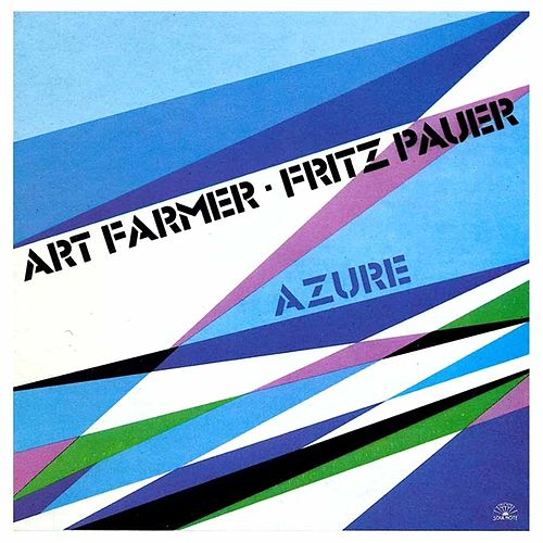 Play & Download Azure by Art Farmer | Napster