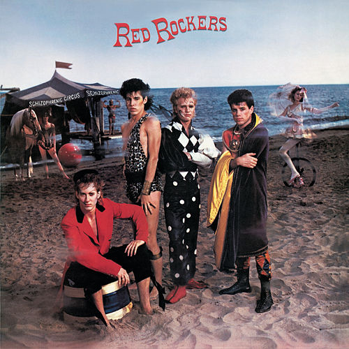 Play & Download Schizophrenic Circus by Red Rockers | Napster