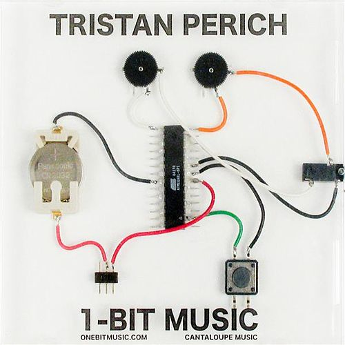 Play & Download 1-Bit Music by Tristan Perich | Napster