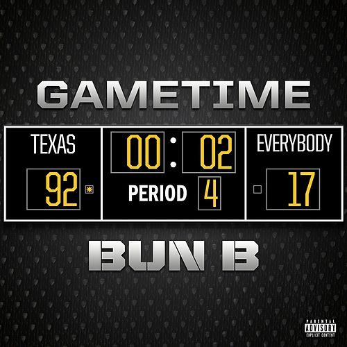 Gametime by Bun B
