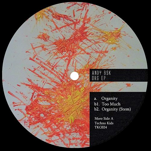 Org EP by Andy Bsk