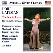 Lori Laitman: The Scarlet Letter (Live) by Various Artists