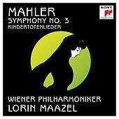 Mahler: Symphony No. 3 in D Minor & Kindertotenlieder by Lorin Maazel
