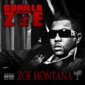 Zoe Montana 2 by Gorilla Zoe