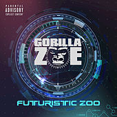 Futuristic Zoo by Gorilla Zoe
