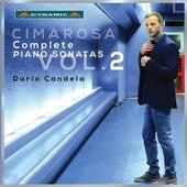 Cimarosa: Complete Piano Sonatas, Vol. 2 by Dario Candela