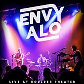 Live at Boulder Theater by Envy Alo