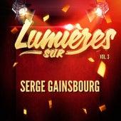 Lumières sur Serge Gainsbourg, Vol. 3 von Serge Gainsbourg