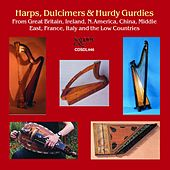 Harps, Dulcimers & Hurdy Gurdies by Various Artists