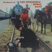 The Return of the Incredible Bongo Band by Incredible Bongo Band