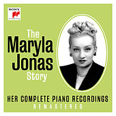 The Maryla Jonas Story - Her Complete Piano Recordings by Maryla Jonas