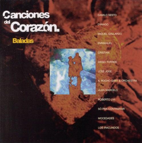 Play & Download Canciones Del Corazon: Baladas by Various Artists | Napster