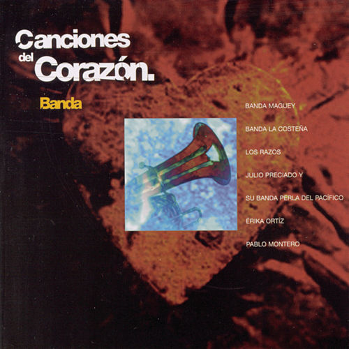 Play & Download Canciones Del Corazon: Banda by Various Artists | Napster